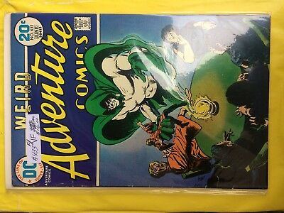 #433   Adventures Comics  F/vf    50% To 70% Discount