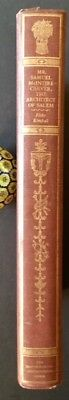 Fiske Kimball / Mr Samuel McIntire Carver -- The Architect of Salem 1940 1st ed