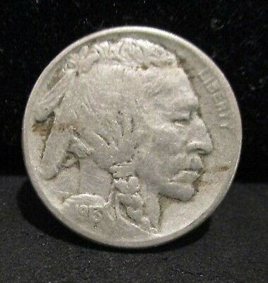 1913-S Ty. 1 Buffalo Nickel - VF       ENN COINS
