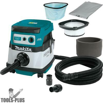 Makita XCV07ZX 18V X2 LXT HEPA Filter Dry Dust Extractor/Vacuum (Tool Only) New