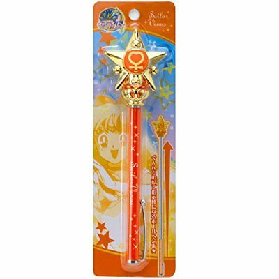Sun Star Sailor Moon Miracle Romance Stick type Stretchable Ball Point Pen Venus