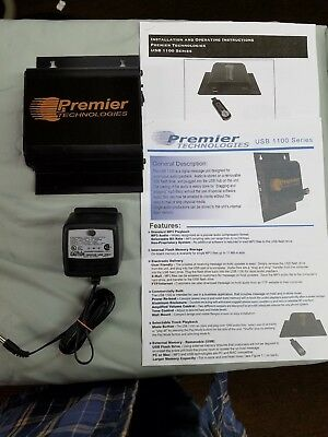 Premier Technologies Music On Hold System USB1100XS