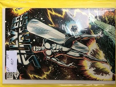 #1  Silver Surfer  Nm    50% To 70% Discount