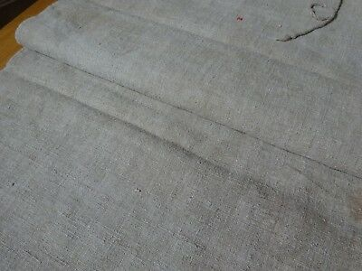 Antique European Feed Sack GRAIN SACK Plain  # 10099