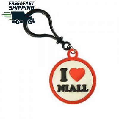 One Direction Laser Cut 'Niall' Keyring