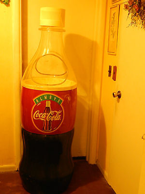 """'90s """"Always Coca-Cola"""" Campaign_In-Store_Promo CAN/BOTTLE (5', 5'') ICE COOLER"""