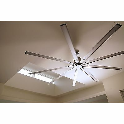 Commercial Fan Industrial Ceiling Extra Large 72 Inch Energy Efficient Big Ass