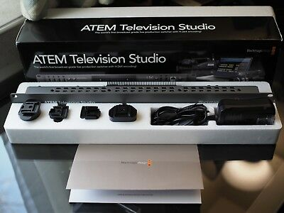 Blackmagic Design ATEM Television Studio - Used with Box and All Accessories