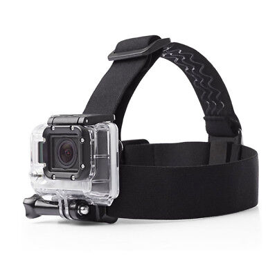 Action Camera Head strap mount For Go Pro Sport Camera For GoPro HERO3HERO4HD