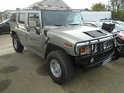 2004 Hummer H2 6.0 4X4 Rare Great Condition *with Reversing Camera And Sat Nav*