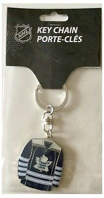 Toronto Maple Leafs NHL Ice Hockey 2014 Winter Classic Jersey Key Ring Chain
