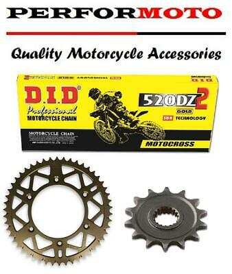 48T Suzuki PE175 Z,D,E 82-84 Rear Sprocket