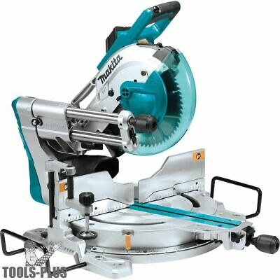 "Makita LS1019L 10"" Dual-Bevel Sliding Compound Miter Saw With Laser New"