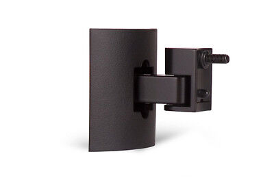 ub-20 wall mount bracket for bose cube  speakers black