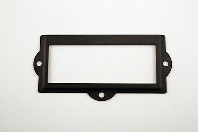 "L3401 Black Label Holder (10 pcs.) ""FREE SHIPPING"""