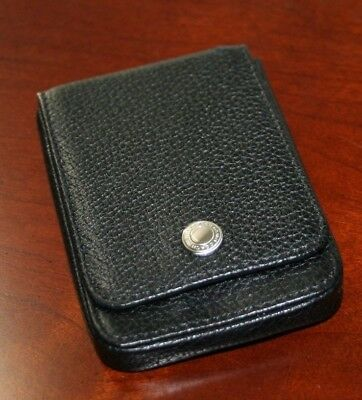 COACH Leather Business Card Case Holder
