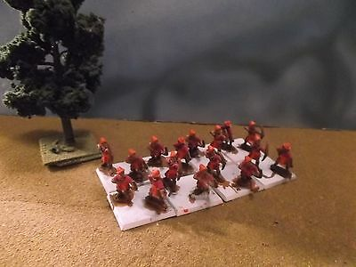 """MH Old Glory ANCIENTS""""ARCHER UNIT S""""  16 x 25mm Partially Painted CHARIOT WARS"""