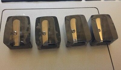 4 x ULTA Cosmetic Pencil Sharpener NEW SEALED FREE SHIP