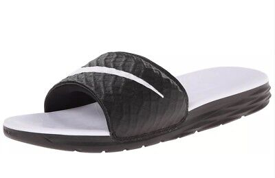 78de3adda73b5b Nike Women s Benassi Solarsoft Slide 2 Sandals Black (705475 010) - Size 11