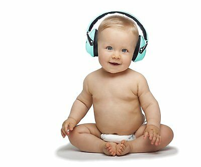 Premium Baby Ear Muffs By Exceedbuy -Unisex Hearing Protection Noise Cancelling
