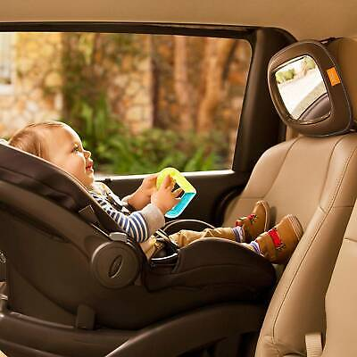 Brica Baby In Sight Rear Facing Soft Touch Car Seat Mirror