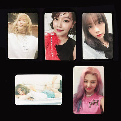 Taeyeon Tiffany SNSD Girls' Generation Official Photocard FREE SHIPPING