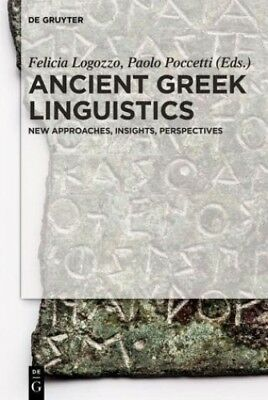 Ancient Greek Linguistics (Buch) NEU