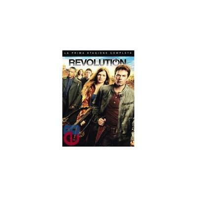 Warner Bros. Entertainment Dvd revolution - stagione 01 (5 dvd) - Warn