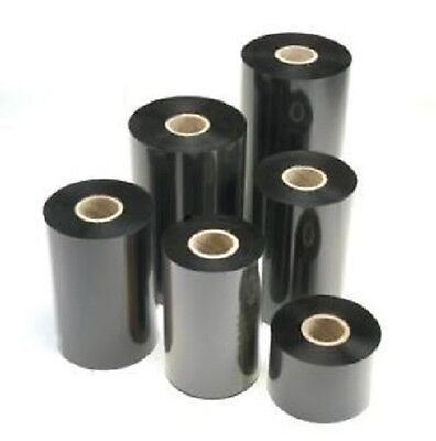 12 Piece TTR Colour Band 30mm x 300m Wax 1A Quality Thermal transfer foil
