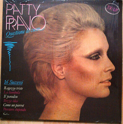 LP 33 Patty Pravo  Questione di Cuore K-Tel TI 209 italy 1984