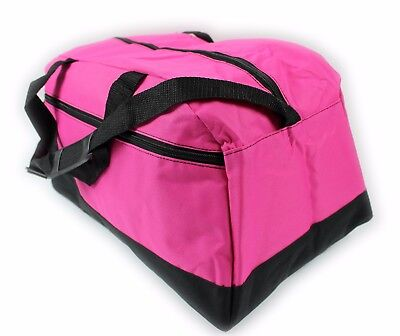 Pink Large Big Holdall Bag Travel Duffel Work Leisure Camping Sports Gym School