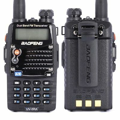 Baofeng UV-5RA V/UHF 136-174/400-520MHz Dual-Band Two-way Radio Walkie Talkies