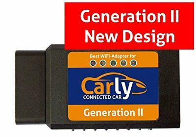 Original Carly for BMW WIFI GEN 2 Adapter - Best BMW App on iPhone and iPad -...