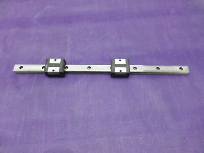 THK SSR20 20mm Linear Rail With 2 Bearing Blocks 458mm Long