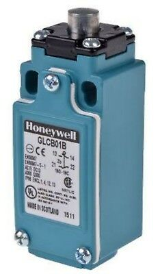 Honeywell Snap Action Limit Switch, Roller Plunger GLCB01B