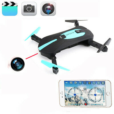 JY018 Mini Faltbare RC Quadcopter WIFI 2,0 MP FPV HD Kamera Drohne