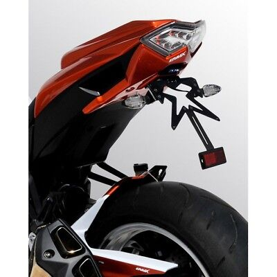 kawasaki Z1000 2010 à 2013 support de plaque PEINT 1 couleur - Sans option - NO
