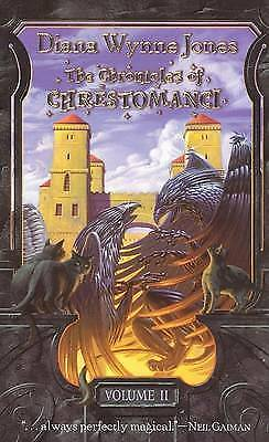 USED (GD) The Chronicles of Chrestomanci, Volume 2: The Magicians of Caprona / W