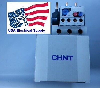 New Chint Thermal Overload Relay NR2-93 48-65 Amp.
