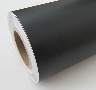 "24"" x 10Ft roll Vinyl Adhesive Die Cut Decal Plotter Sign film Like Oracal 3M"