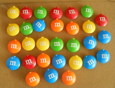 28 M&M's Candy Christmas Patio Light Covers