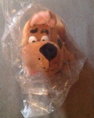"SCOOBY DOO Oscar Meyer Cartoon Network Lunchables Collectible 7"" Plush"