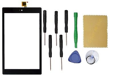 Touch Screen Glass Digitizer Replacement for The Amazon FireHD 8 7th Gen SX034QT