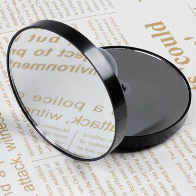 Beauty compact Round Makeup Mirror 5X/10X/15X Magnifying With Two Suction Cups #