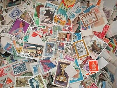 2000 Stamps Worldwide Collection.