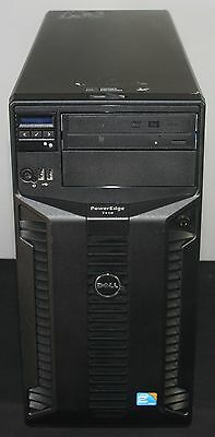 Dell PowerEdge T410, Xeon Quad 2.27GHz, 4GB Ram, 6x 1TB Drive #C8-12
