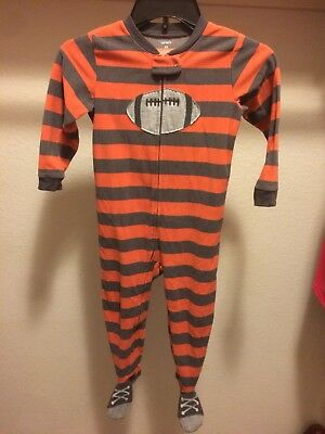 Carters Footed Pajamas Size 4T