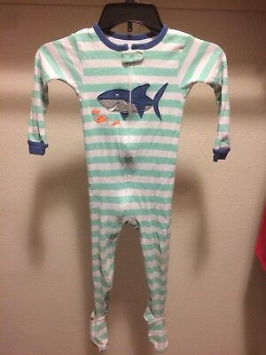 Carters Footed Pajamas, Size 4T