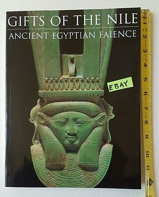Egyptian Nile Ancient The Gifts Faience 1998 New Unread Copy PICS