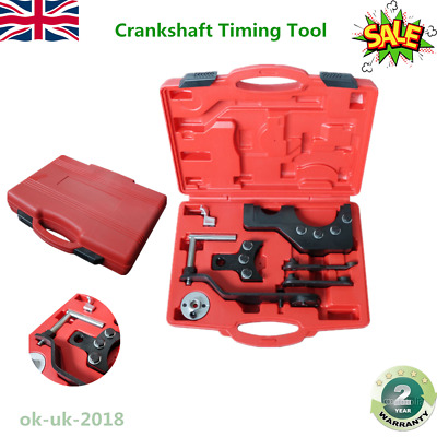 New Engine Camshaft Crankshaft Timing Tool Kit Fit For VW BAC BLK AJS Touareg UK